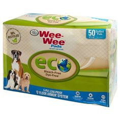 Four Paws 50 Count Wee-Wee Dog Housebreaking Pads *** Be sure to check out this awesome product.
