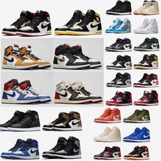 "bead9ba431f1 KicksOnABudget® on Instagram  ""If you could pick one pair of AJ1 from 2018  to restock"
