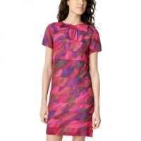 Refinery29 Shops: Watercolor Print Tiered Dress - Maeven - Boutiques