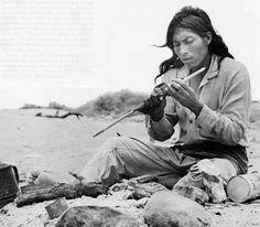 Para los indios Seri de Sonora, el canto es una de las técnicas ancestrales por medio de la cual es posible sanar el cuerpo, la mente y el espíritu de quién así lo desea.