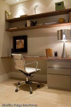 Home office neutro