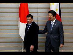 Japan PM Shinzo Abe, nakatakdang bumisita sa bansa ngayong linggo - WATCH VIDEO HERE -> http://dutertenewstoday.com/japan-pm-shinzo-abe-nakatakdang-bumisita-sa-bansa-ngayong-linggo/   Kabilang sa inaasahang magaganap sa pagbisita ng Japanese leader ang bilateral meeting sa pagitan niya at ni Pangulong Rodrigo Duterte. Hataw Balita AIRING DATE: January 9, 2017 Anchored by: Dr. Daniel Razon, Jun Soriao, Angela Lagunzad, and Monica Verallo, Rheena Villamor For more videos:...