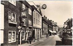 Town Hall, High Street, Hythe, Kent c.1940's