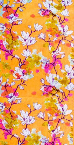 patterns.quenalbertini: Floral fabric | coquita
