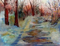 Leesett az idei hó. Techno, Painting, Painting Art, Paintings, Techno Music, Painted Canvas, Drawings