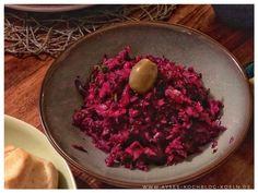 einfacher tuerkischer Rotkohlsalat l tuerkischer Krautsalat Jamie Oliver, Cabbage, Grains, Creme, Snacks, Vegetables, Cooking, Recipes, Rowan