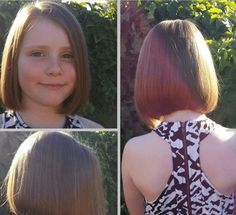 Here is latest and cute Short Haircuts for Little Girls. Guide to Choosing the Best Haircut and Hairstyles for Your Kid. The most unique short haircuts. Little Girls Pixie Haircuts, Cute Short Haircuts, Layered Haircuts, Cool Haircuts, Funky Bob Hairstyles, Cool Hairstyles For Girls, Kid Hairstyles, French Braid Short Hair, Childrens Hairstyles
