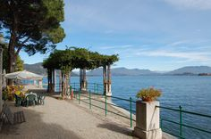 Meina Lake Maggiore Italy vacations