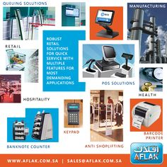 Aflak Electronic Industries is leading player in Saudi Arabia (KSA) – Riyadh, Jeddah & Khobar for Retail Solutions, Security & Access Control Solutions, Queuing Systems, Kiosk & Office Furniture Solutions. Telecommunication Systems, Retail Solutions, Jeddah, Access Control, Engineering, Industrial, Electronics, Business, Industrial Music