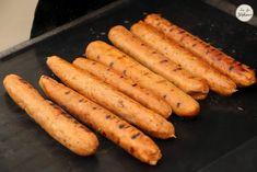 Saucisses de seitan pour barbecue vegan! - La Fée Stéphanie