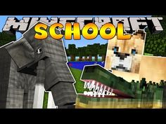 Minecraft School : MAKING EPIC SANDWICHES! - YouTube Minecraft School, Little Lizard, Animal Party, Sandwiches, Take That, Youtube, Crafts, Animals, Fictional Characters