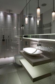 badezimmer fliesen 2015 in grau liegen voll im trend - Moderne Badezimmer Fliesen Grau
