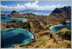 Labuan Bajo, Flores, is located in a half moon bay surrounded by hills that rise steeply from the shore. The setting is picturesque with breathtaking views at sunset. You won't be surprised w…
