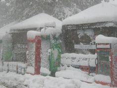 Winters and Snowfalls, Pakistan