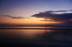 Kuta Beach Bali is very beautiful when we enjoy at sunset.