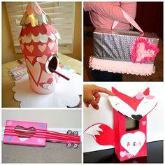The Cutest Valentine Boxes That Kids Will Love Crafty Morning Valentines Day Box Ideas Shoe Box My Funny Valentine, Valentine Day Boxes, Homemade Valentines, Valentines For Kids, Valentine Day Crafts, Valentine Decorations, Valentine Ideas, Printable Valentine, Valentine Wreath