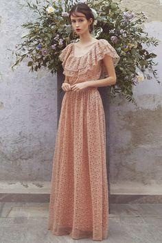 Luisa Beccaria Resort 2018 Fashion Show Collection