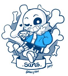 Just need to draw some Sans~~ | See my works |