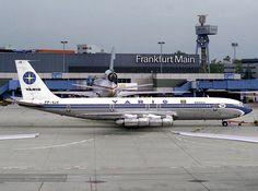 VARIG - Boeing 707-320 - PP-VJX - courtesy Tony Best