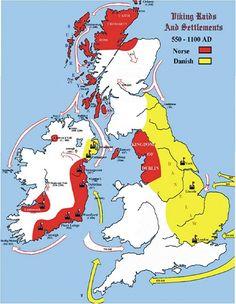 Vikings in British Isles