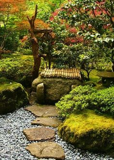 Japanese Gardens - Natural Landscaping, Gardening, and Landscape Design in the Catskills and Hudson Valley including Ulster County, Ellenville, New Paltz, Kingston, and Woodstock #JapaneseGarden