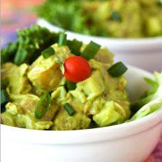 Creamy Avocado Potato Salad Recipe | Yummly