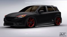 Mazda cx 5 3dtuning
