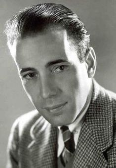Humphrey Bogart- Cancer- 58 years old