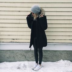 It's January 30th and there's no snow on the ground  | AJW | Aritzia - CA - EN