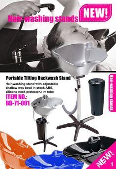 Portable Shampoo Basin With Stand Jpg 548 800