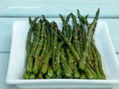 Balsamic Roasted Asparagus www.kateshealthycupboard.com