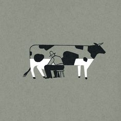Do you see the cow half empty or half full?