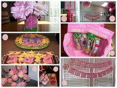 Pinkalicious 4th Birthday Party