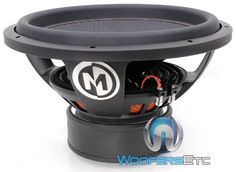 "Memphis Audio 15MOJO515D4 15 MOJO Series Subwoofer by Memphis Audio. $599.99. Power Handling Peak: 3500 watts Power Handling RMS: 1750 watts Vented cast aluminum 4-layer copper wound voice coil 3"" High temperature aluminum voice coil former Fiberglass reinforced cone Stitched rubber surround 228oz. Magnet Sensitivity: 85 dB"