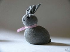 gkkreativ: DIY Socken Hase