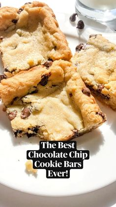 Easy Foods To Make, Easy Desserts To Make, Easy Things To Bake, Simple Dessert Recipes, Easy Dessert Bars, Easy Homemade Desserts, No Egg Desserts, Easy Sweets, Cookie Desserts