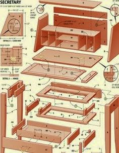 Woodworking Plans and Designs