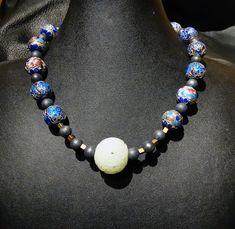 Natural Royal Blue Lapis Lazuli Gemstone Woman Bangle AAA Inner Diameter 61-54mm