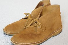 Clarks Desert Boots Chesnuts