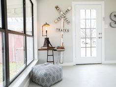 Copy Joanna's Farmhouse Style: 30 Things to Paint White Now | HGTV's Fixer Upper With Chip and Joanna Gaines | HGTV >> http://www.hgtv.com/shows/fixer-upper/copy-joannas-farmhouse-style-30-things-to-paint-white-now-pictures?soc=pinterest