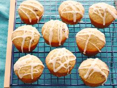 Cake Mix Cranberry Orange Muffins recipe from Food Network Kitchen via Food Network