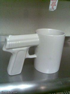 Shot of Coffee.........tee hee