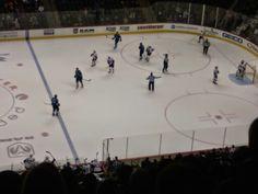 Avs vs. Ottawa. Jan 8, 2015