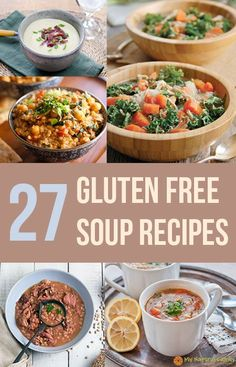 27 of the Best Gluten Free Soup Recipes