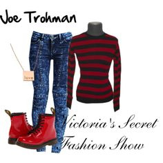 """Joe Trohman: Victoria's Secret Fashion Show"" Fall Out Boy inspired outfit"