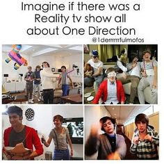 I would watch it ALL THE TIME. ALL THE FREAKIN TIME!!! They actually were (or are) going to have one. I read it in a magazine.