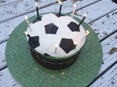 An Action Packed Sports Party - with Bubble Soccer Bubble Soccer, Soccer Ball, Ball Birthday, Birthday Cake, Sports Party, Cakes, Desserts, Food, Tailgate Desserts
