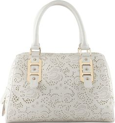 ALDO  Beige Smoldt  The perfect girly satchel for a beautiful sunny day in the city.    £50 at Aldo Shoes UK
