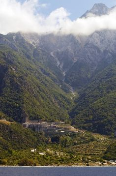 Mount Athos: http://www.greece-travel-secrets.com/Macedonia-and-Thrace.html