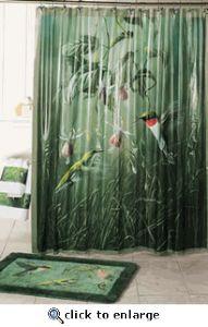 Hummingbird Shower Curtain | Home Decor | Pinterest | Monogram Shower  Curtains, Curtain Fabric And Tubs